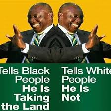 TAU SA not impressed with Ramaphosa's plea to white youths to stay in the country - he only delivers talks adapted to the audience he is talking to