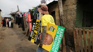 What societal model has the ANC, the party of Nelson Mandela, built in the stead of apartheid - do we finally admit that post-apartheid South Africa has failed as it re-elects hopeless ANC again?