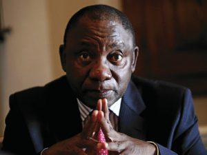 Ramaphosa's cabinet is smaller - Zuma's 36 ministers are reduced to 28, 50% of cabinet members are women
