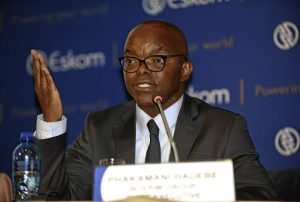 Eskom's CEO, fleeing the coop - Phakamani Hadebe resigns saying 'unimaginable demands' of job put strain on his health