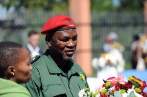 Prisoner to parliamentarian: EFF's Kenny Motsamai sworn in - Motsamai spent 28 years in jail for killing a white traffic officer