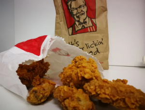 South African man conned KFC out of free meals for a year