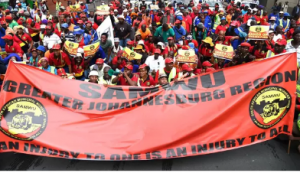 South African Municipal Workers' Union goes after corrupt officials for plundering R88m from workers' coffers