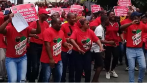 Workers of Medscheme SA's second largest medical aid administrator, to embark on a strike