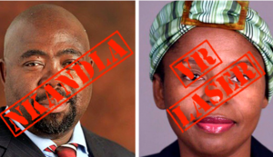 Now in charge of solving SA's jobs crisis: one minister who tried to cover up Nkandla, and one who helped try to sell Denel to the Guptas