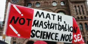 Teach maths, science and IT instead of masturbation, after Department of Basic Education's new life skill curriculum caused a stir on social media