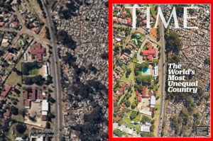 "TIME MAGAZINE HAVE BEEN BUSTED! – Magazine doctored original photograph to spread leftish media half-truth ""journalism"" - Totally misleading the public and sends out the WRONG Message"