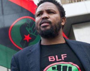 Yet once again nothing is being done to correct error - Electoral Commission big registering BLF as apolitical party is unlawful and thus its participation in the general elections on Wednesday is also unlawful