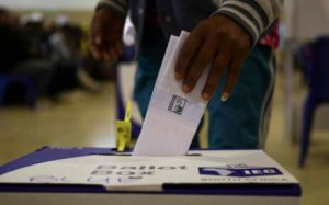 Vote Rigging? – Voters say they were able to cast ballots more than once during yesterday's election – Allegations of multiple voting a first for us, says IEC