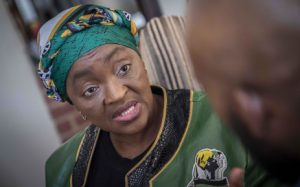 IT IS ALL ABOUT THE MONEY!: I'm A Single Parent, That Pension Will Help My Family - Dlamini On Parly Exit