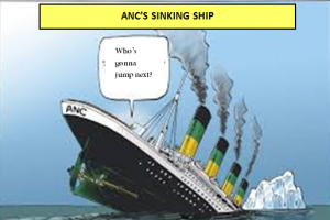 It seems the ANC ship is sinking and high-paid officials fleeing - Many high-ranking SA bosses are resigning or retire