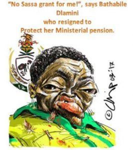 Flurry of ANC MP resignations spurred on by substantial pension benefits - It's a case of 'getting out while the going is still good'