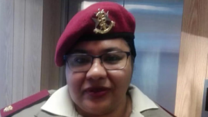 SANDF took disciplinary action against Muslim staff member after she refused to remove her doekie