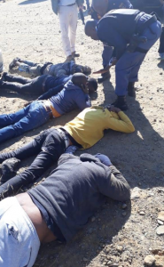 """Murder gang"" arrested near Free State farm – two among them were former police officers - They did not come to rob, they were armed too heavily"