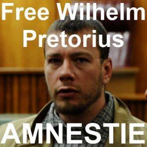 Boer Political Prisoners SA – Wilhelm Pretorius – Affidavit