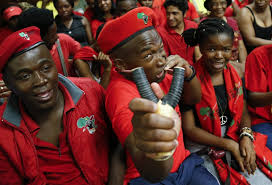 "EFF defends call for land occupations: ""We will intensify our struggle for expropriation of land without compensation … It's not likely to get easier for anyone"""