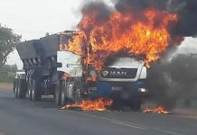 Ongoing truck attacks is adding to the continued demise of the economy – attacks have taken such dimensions that travelling after sunset is hazardous on SA roads
