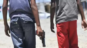 Colored gangs South Africa