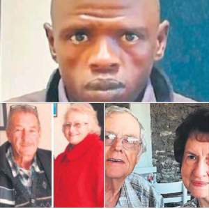 Suspect in connection with the farm murder of the Van der Berg couple, was out on bail for another farm attack at the time of the crime