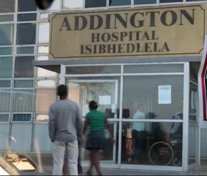 State hospitals in SA frequently makes news headlines and not because of good medical care! - Addington hospital in flames, 84 patients had to be evacuated while elevators were out of order
