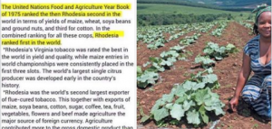 There's a false perception by some ignorant black South Africans that farm workers alone are actually the brains behind farming success