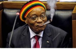 "WATCH | Zuma mocks his critics on Twitter ahead of state capture appearance singing ""Zuma must fall, Zuma must Fall!"""