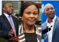 Controversial Public Protector found that Cyril lied to parliament about R500,000 payment from Bosasa