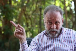 Carl Niehaus, extremist and leftist communist, defends Jacob Zuma