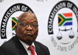 President in absentia: More than 30! That's how many times Zuma failed to answer questions at state capture inquiry