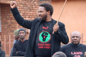 BLF bites the dust - IEC has deregistered the Black First Land First as a political party