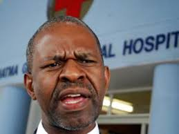 Difficult times for SA health after election of controversial chairperson, Dr Dhlomo whom was responsible for the collapse of KwaZulu-Natal's health care services
