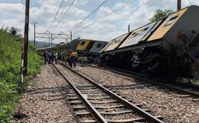 SA rail transport system plunged into chaos, train derailment and collision often occur due to infrastructure theft