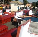 Used coffins found at residential home during drug raid – wonder what happened to the corpses?