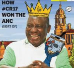 CR17 payouts - It appears that the Minister of Small Business has bought votes for president