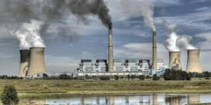 Eastern Transvaal village of Kriel suffers huge air pollution due to Eskom coal power station