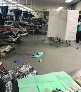God Help us! No health care facility in Gauteng controlled by ANC regime could pass safety audit - Now the very same regime wants to enforce a National Health Insurance Plan across SA