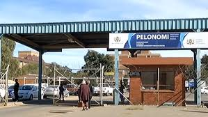 No high-care unit at Pelonomi Hospital is operational - patients suffer - poor condition of state hospital indication that the planned Health Insurance will be just another failed ANC project