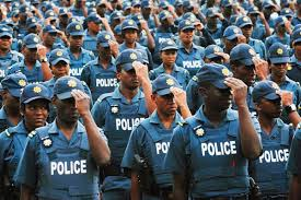38% op Police officers in Gauteng fail shooting competency - What a shocker!