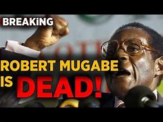 Zimbabwe's former President Robert Mugabe has passed away