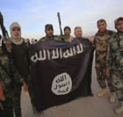 Islamic State terrorist group on SA threshold