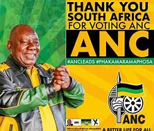 Thank you SA for voting ANC - SA is broke thanks to the thieving done by ANC cadres in government