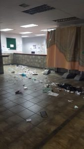 Illegal striking employees of Emfuleni Local Municipality wreaks havoc in dispute over salaries and awards