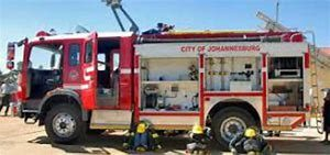 R500 million tender of new fire trucks in court after correct tender procedure has not been complied with - More than half of Johannesburg's fire stations still have no fire trucks