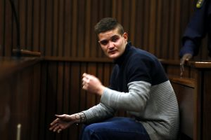 Dros rapists Nicholas Ninow pleads – Hope he rot in prison, piece of Schum!