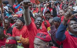 Numsa gets salary agreement – more pay and perks but no productivity or fewer strikes