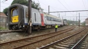 SA's train transport system leaves much to be desired with constant reports of accidents, derailments and delays - Train derailed in Vereeniging area causes chaos
