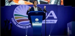 Face of new DA leadership set to be all white with Steenhuisen taking position of Parliamentary leader