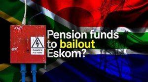 59 billion bailout just been granted to struggling Eskom
