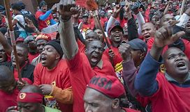 Numsa makes no compromises with demands - trade unions demands play a major role in extremely poor financial condition of the country