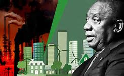 Ramaphosa on begging mission in London in an attempt to save penniless SA from economic ruin
